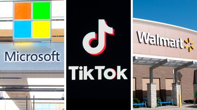 Walmart នឹងចាប់ដៃគូជាមួយ Microsoft ដើម្បីទិញយក TikTok នៅអាមេរិច